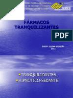 TRANQUILIZANTES 2011