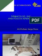 Anestésicos generales