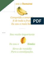 Poemas Ilustrados de Frutos ALBERTINA