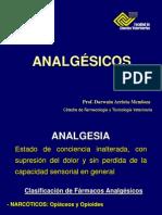 Farmacos Analgesicos estudiantes 2008