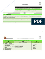Plan de Curso Semestre 2011-2012 de Ensamble Con Fechas