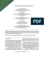 Daniele C. Struppa,Menas Kafatos,Sisir Roy,Goro Kato and Richard L. Amoroso-Category Theory as the Language of Consciousness