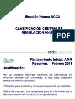 14nov_presentacion Modificacio Ncc2_clasificacion de Embalses Regulacion Diaria