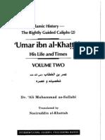 Umar Ibn Al-Khataab Vol 2