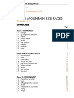 Part 4 Mountain Bike Races