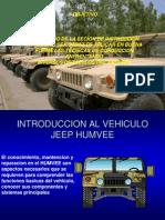 Vehiculo Militar Hummer