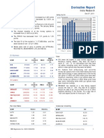 Derivatives Report 7th December 2011