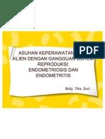 Askep Endometriosis & Endometritis