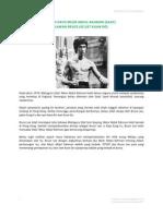 Kisah Dato Meor Melawan Bruce Lee