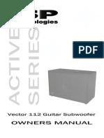 isp Vector112 manual2