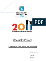 Chemistry - Our Life, Our Future