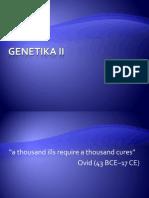 genetika II