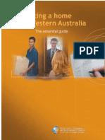 Renting a Home in Western Australia