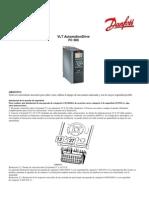 VLT AutomationDrive