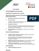 InverleithNP Agenda 07122011-1