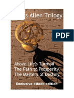 JAMES Allen Trilogy