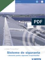 05 LINDAB-Protectline_Sisteme de Siguranta-elemente Pentru Siguranta Acoperisurilor