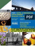 Bbp Pier 1 Request for Proposals