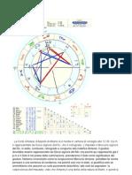 Astrologia Oraria - l'Assoluzione Di Alberto Stasi