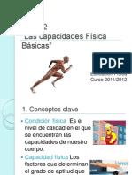 Tema 2 Cualidades físicas básicas 4º ESO