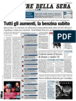 Il Corriere Della Sera 07.12.2011