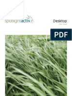 Actix Spotlight Desktop User Guide Nov 2009