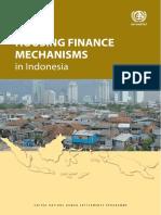 Housing Finance Mechanisms in Indonesia