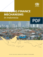 Housing Finance Mechanisms in Indonesia