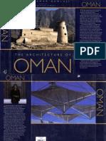 The Architecture of Oman