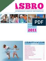 Masbro Annual Report