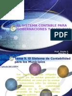 Tema 5. Sistema Contable Para Gobernaciones y Alcaldias[1]
