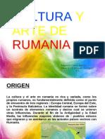 Arte y Cultura en Rumania