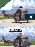 Vuelo Estacionario de Un Helicoptero