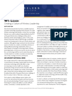 Wi Lead White Paper