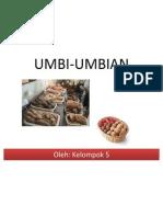 umbi-umbian