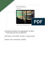 Computing & Crowds [IS52026B Social computing - week 7]