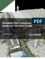 Autodesk Plant Design Suite Hands on Test Drive Guide