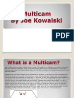 Multicam Presentation
