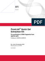 Purelink Quick Gel Extraction Kit Man