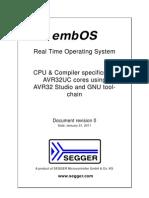 Um01022 Embos Avr32uc Gnu