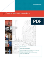 Physical Load Dock workers