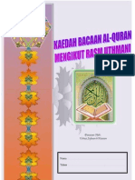 Kaedah Bacaan Al-Quran - Final