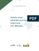 Mapa Da Desigualdade Digital No Brasil