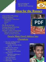 Sport Runner Nutrition