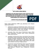 Intipati Pelaksanaan Sistem Baru Perkhidmatan Awam (SBPA)
