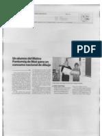 Entrega 1§ premio ANEFA prensa nov.11