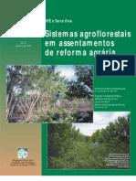Sistemas Agroflorestas Assentamentos-IPE-Terra Viva