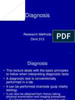 lecture 8 and 9 slides diagnosis