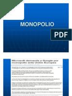 4 Monopolio