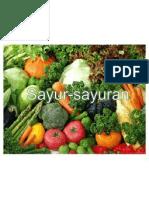 Presentation Bentang Sayur-sayuran
